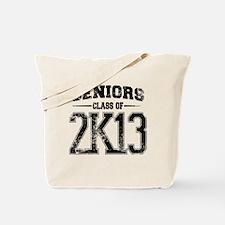 2k13 Tote Bag