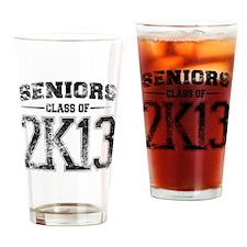 2k13 Drinking Glass