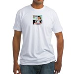 EliteMate T Shirt Fitted T-Shirt