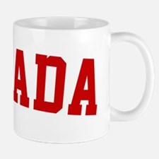 Canada BB Red Mug