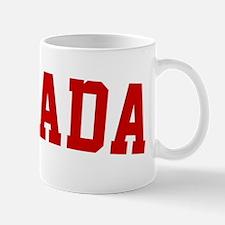 Canada BB Red Small Mugs