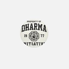 Dharma77 Mini Button