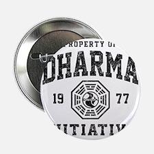 """Dharma77 2.25"""" Button"""