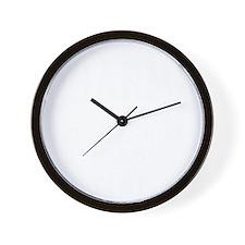Dharma77 dk Wall Clock