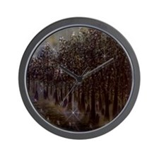 River of Remembrance Wall Clock