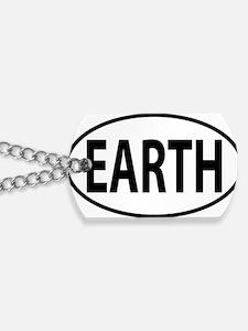 EARTH Dog Tags