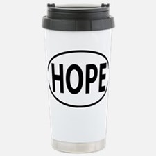 HOPE Stainless Steel Travel Mug
