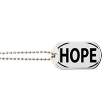 HOPE Dog Tags