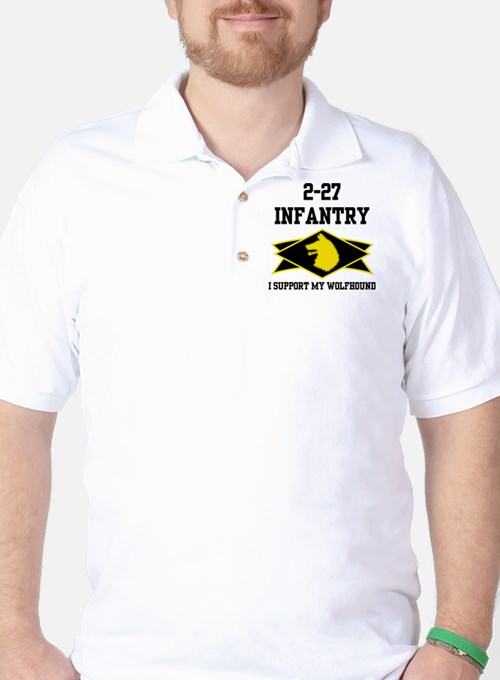 2-27 Infantry Wolfhounds T-Shirt
