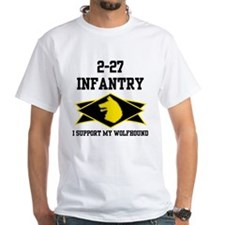 2-27 Infantry Wolfhounds Shirt