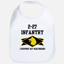 2-27 Infantry Wolfhounds Bib