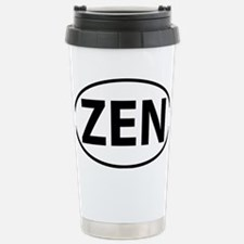 ZEN Stainless Steel Travel Mug