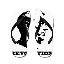 ron paul rev Flip Flops