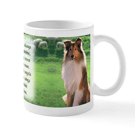 Irish Blessing Sheltie Mug