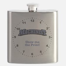 Machinist_Print_RK2010_WallClock Flask