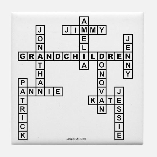 DRAGO Tile Coaster