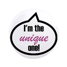 "Im_the_unique 3.5"" Button"