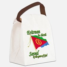 eritreanew Canvas Lunch Bag