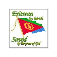 """eritreanew Square Sticker 3"""" x 3"""""""