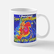 I Survived Super Typhoon Yolanda Mug