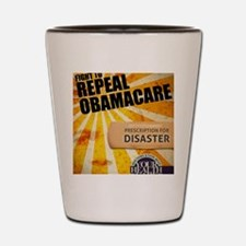 dec_fight_to_repeal Shot Glass