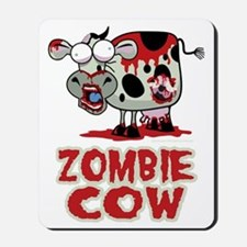 Zombie-Cow Mousepad