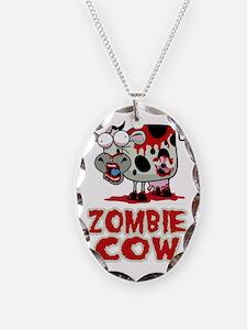 Zombie-Cow Necklace