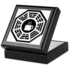 Dharma Coffee 1 Keepsake Box