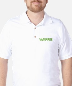 livevampire2 Golf Shirt