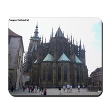 Prague Cathedral Mousepad