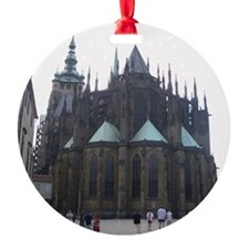 Prague Cathedral Ornament