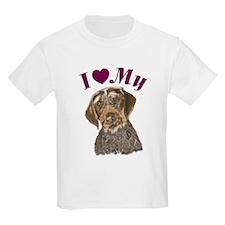 Heart Pointer Kids T-Shirt