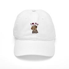 Heart Pointer Baseball Cap