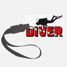 diver.1 Luggage Tag