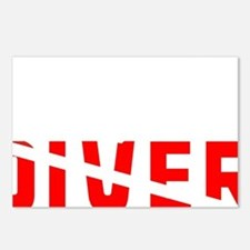 diver.2 Postcards (Package of 8)