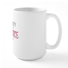PropertyoftheUSAFPink Mug