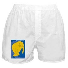 Manatee-iPhone4S Boxer Shorts
