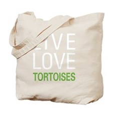 livetortoise2 Tote Bag