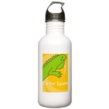 Iguana-iPhone4S Water Bottle