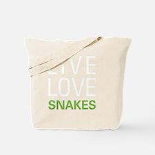 livesnake2 Tote Bag