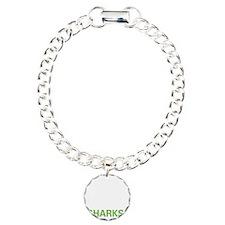 livesharks Charm Bracelet, One Charm