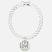 liveschnoodle Charm Bracelet, One Charm
