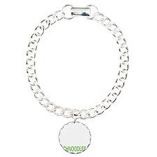 liveschnoodle2 Charm Bracelet, One Charm