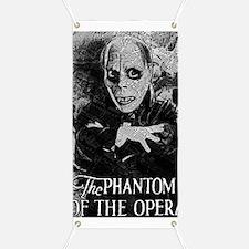The Phantom of the Opera (Lon Chaney) Banner