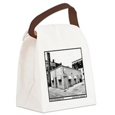 Y-CANTEEN-New-TILE Canvas Lunch Bag