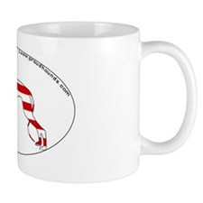 United States of America Greyhound Stic Mug