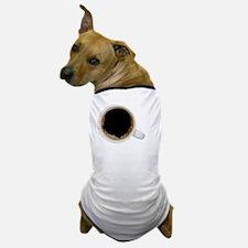 Coffee-Dk-BlackPower Dog T-Shirt