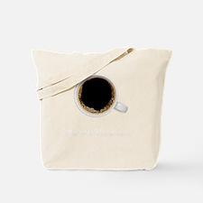 Coffee-Dk-C8H10 Tote Bag