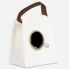 Coffee-Dk-DrinkThenDrive Canvas Lunch Bag
