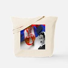 TeslaShirt Tote Bag